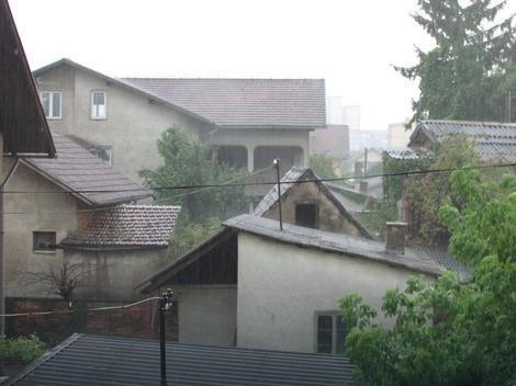 Kiša u Gradiški