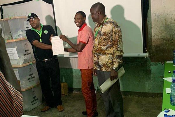 ODM Candidate Ruben Katana flops Jubilee Candidate in Ganda By-election