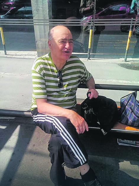 Miroslav Stamenić, penzioner
