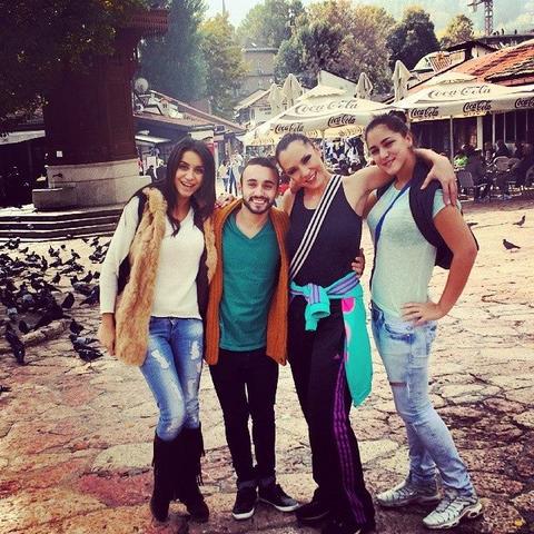 """Ekipa sa """"Farme 4"""" uživa u Sarajevu! FOTO"""
