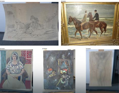 Pronađeno 1.500 slika koje su oteli nacisti WJGktkpTURBXy8xNzZlZmQ4ZWJlMzc4MDAxNWYxYTk3ZDY3NWY5MjU5MC5qcGeTlQLNAxQAwsOVAs0B1gDCw5UH2TIvcHVsc2Ntcy9NREFfLzFkNzRjYjQxNzA1OTUwNDM2NjI5Y2FiZDYwNmY1MGY2LnBuZwfCAA