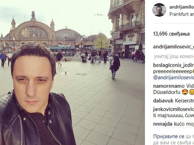 Sa Aleksandrom je četiri godine u vezi: Ovaj selfi kaže kakav je to ODNOS!