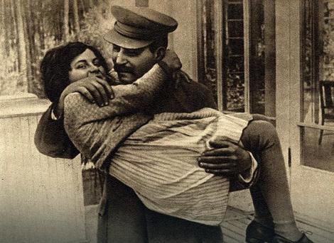 Staljin i Svetlana