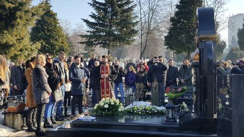 SEDAMNAEST GODINA OD ARKANOVE SMRTI: Pojavila se ćerka Sofija iz Belgije!