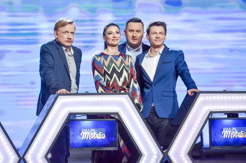 Arkadiusz Janiczek, Auberia Grabowska, Norbi and Patryk Szwichtenberg as a whole