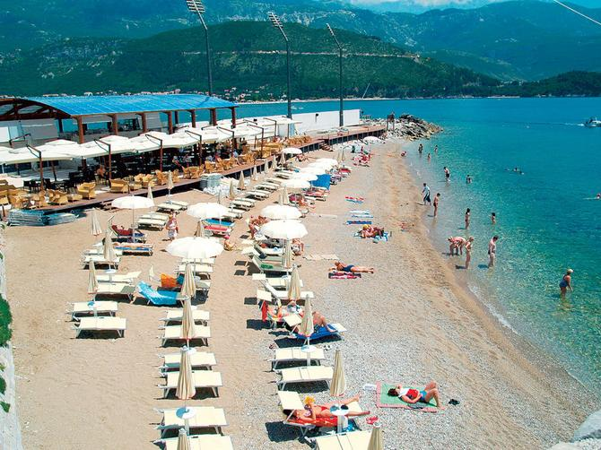5 rajskih plaža Crne Gore