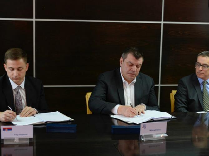 EPS i Agencija za zaštitu životne sredine potpisali ugovor o saradnji