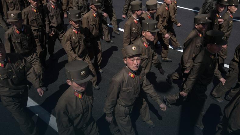Donald Trump: Korea Północna szuka kłopotów