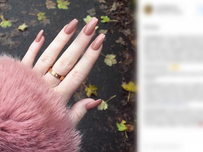 Blogerka pokazala GNUSNU istinu iza svojih savršenih noktiju!