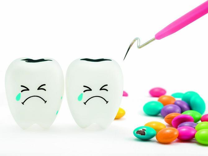 5 razloga zbog kojih deca imaju kvarne zube: Četvrti je najgori