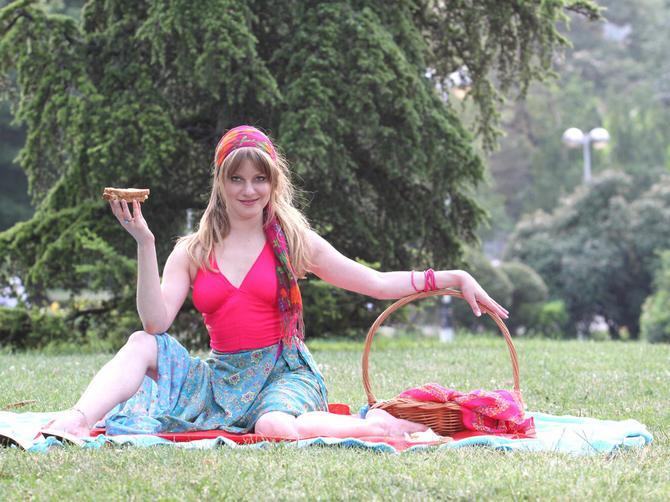 Ana Sakić: Ljubavni jadi mi pomažu da očuvam vitku liniju