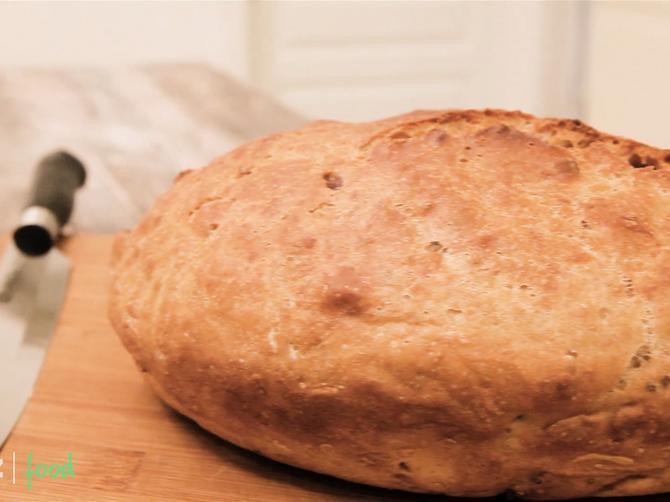 Hleb sa ruzmarinom budi sva čula