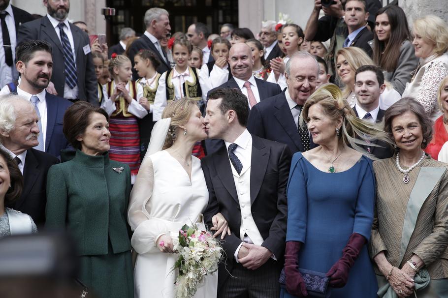 Danica Marinković i princ Filip Karađorđević