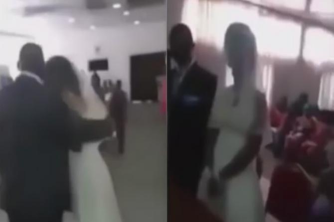 """Taman su se spremili da kažu """"da""""! A onda je ušetala LJUBAVNICA u venčanici i otkrila paklenu ISTINU!"""
