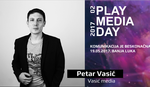 Play Media Day 02: Petar Vasić savetuje kako do keša na društvenim mrežama