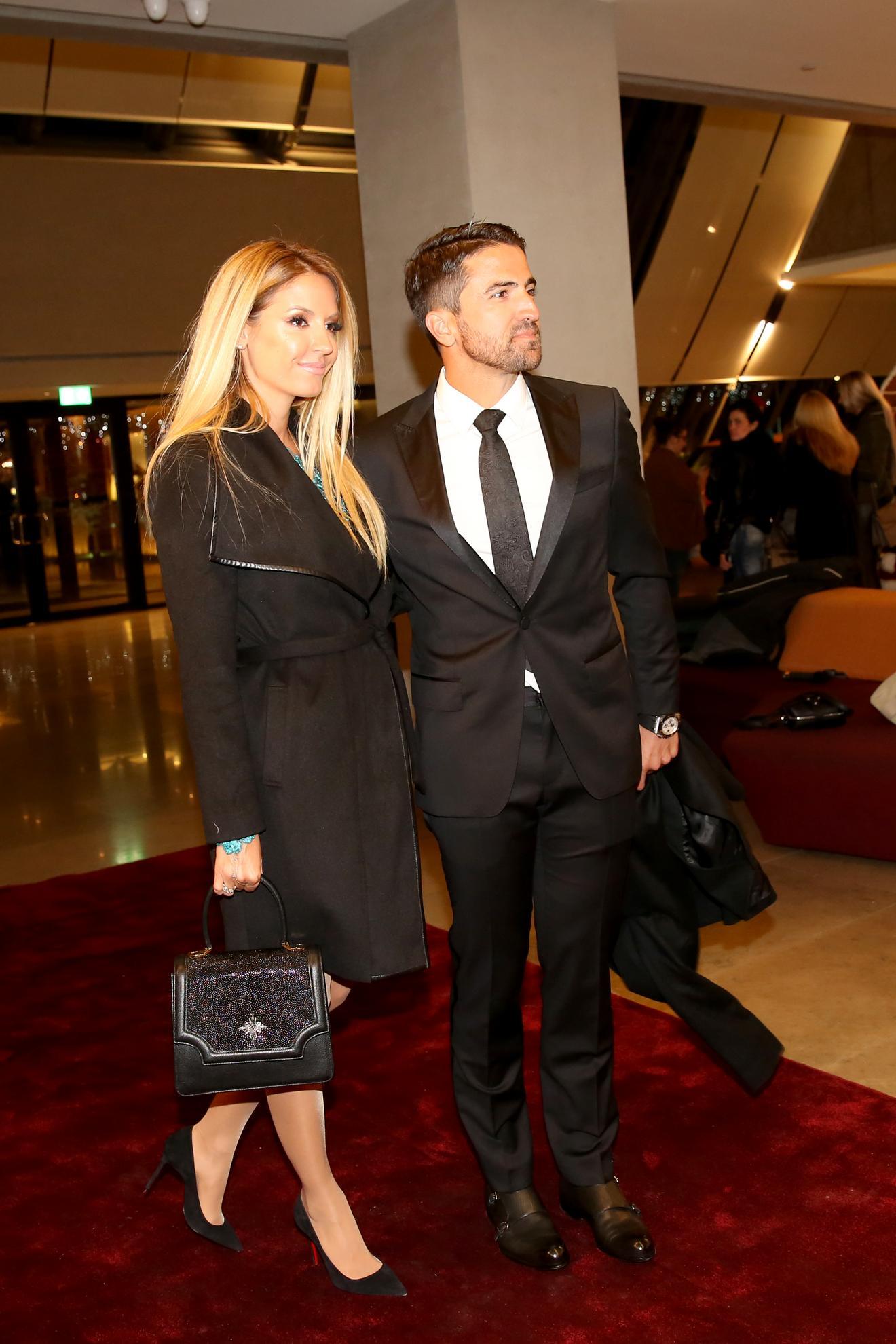 Biljana i Janko Tipsarević