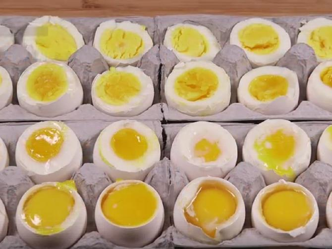 Tačno u sekund! Posle ovog videa, svako jaje koje skuvate biće SAVRŠENO