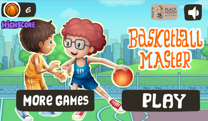 gameplanet Basketball Master