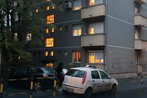 Zgrada u kojoj je došlo do tragedije