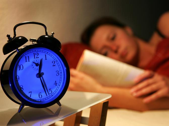 Budite se usred noći i ne možete da ponovo zaspite? Evo šta treba da uradite!