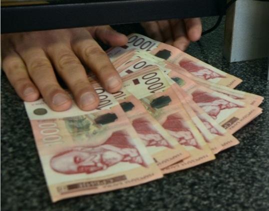 Kurs dinara sutra 119,40