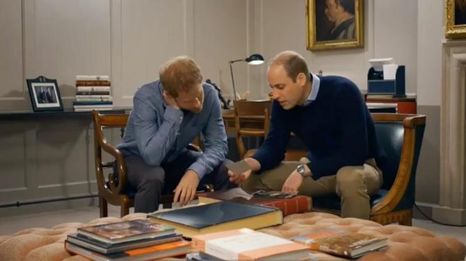 Vilijam i Hari govore o majci sa mnoog ljubavi