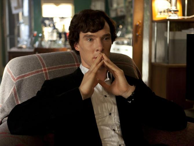 Da li je Benedikt Kamberbač najbolji Šerlok Holms?