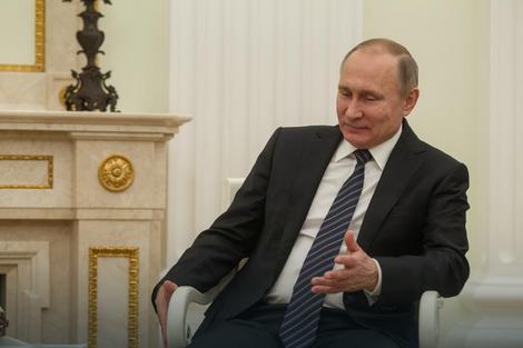 Vladimir Putin je Mekejnova omiljena meta