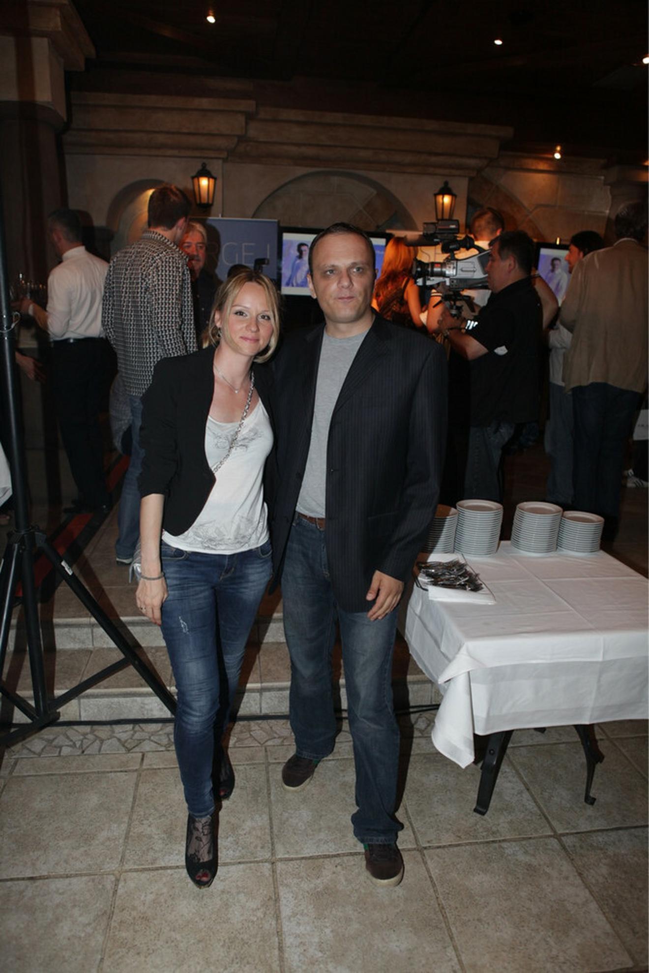 Tijana i Slaviša Ćurović
