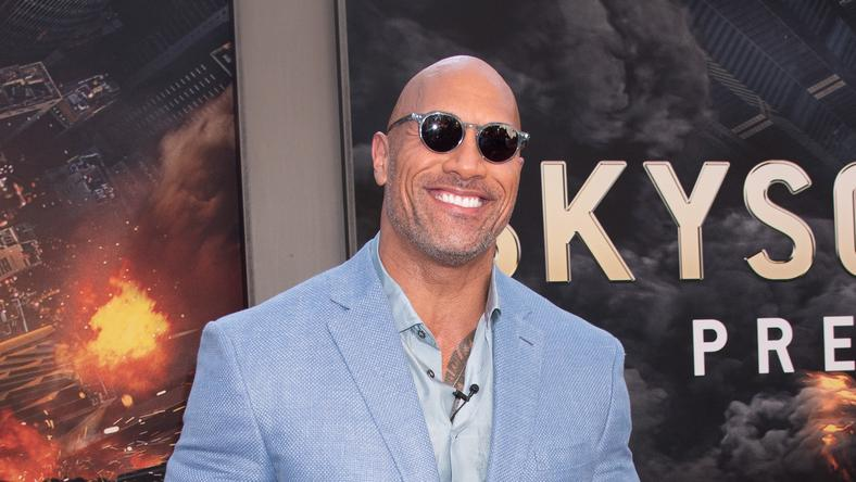 Dwayne Johnson / Fotó: Northfoto