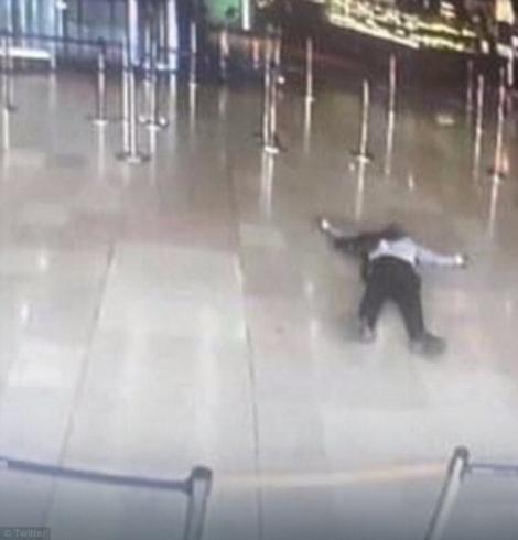 Fotografija ubijenog napadača