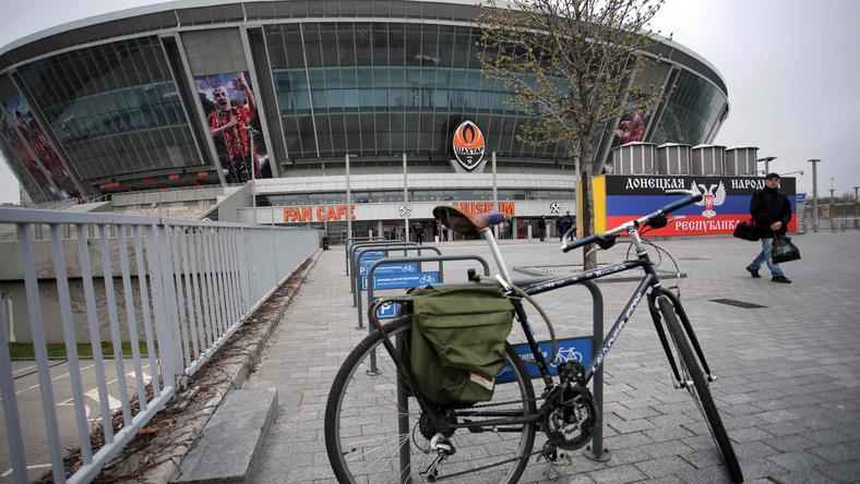 Donbas Arena w Doniecku