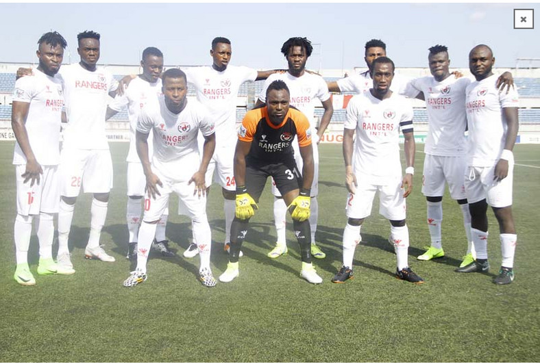 Enugu Rangers will face Enyimba in the first day of the Super Six (NPFL)