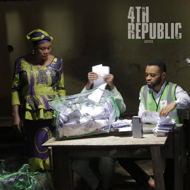 A scene from the political thriller, '4th Republic' [Instagram/4threpublicmovie]