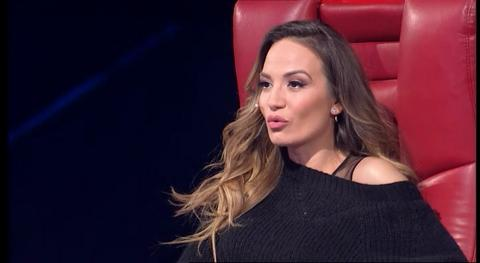 PREPLAŠENA: Jelena Tomašević umalo da nastrada na snimanju spota!