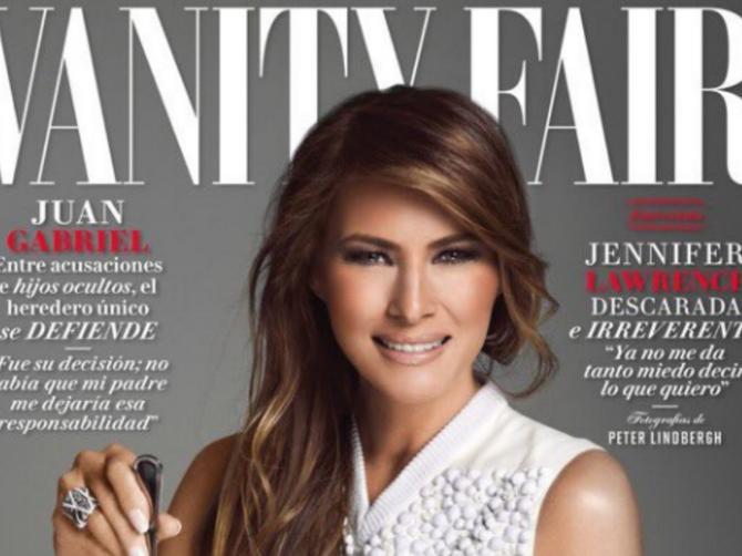 """Melanija ponovo u centru skandala! Ovo je """"neumesna"""" naslovna strana o kojoj bruji svet"""