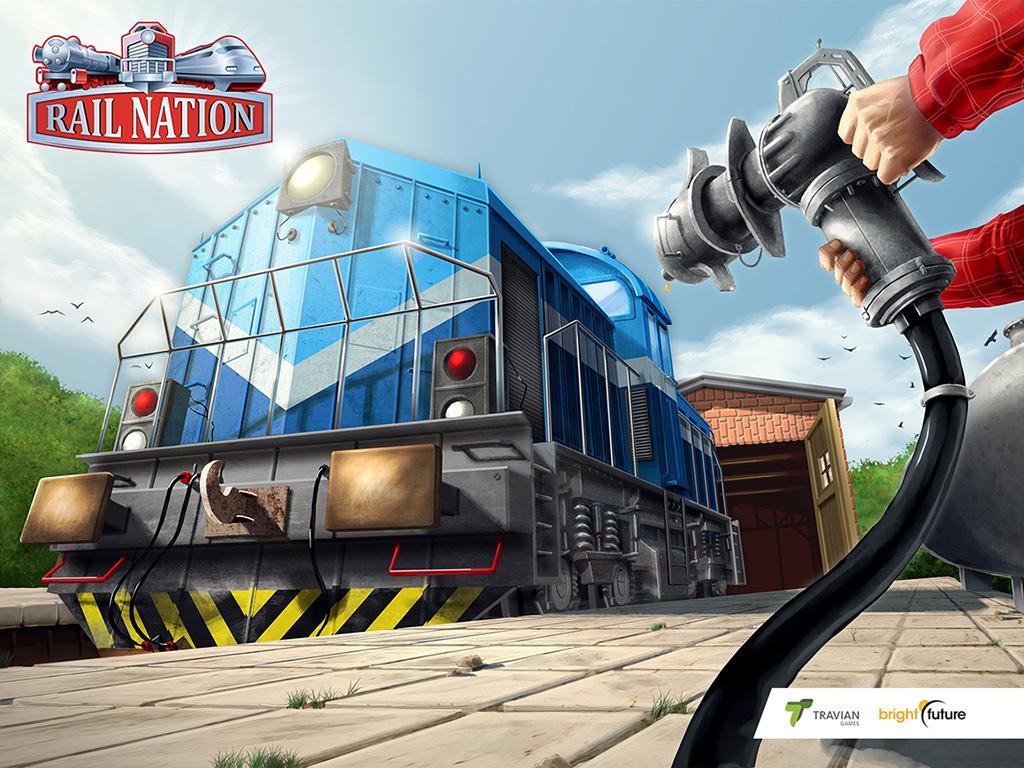 gameplanet Rail Nation