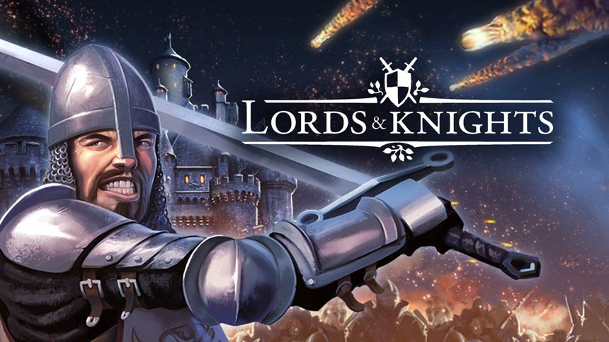gameplanet Lords & Knights