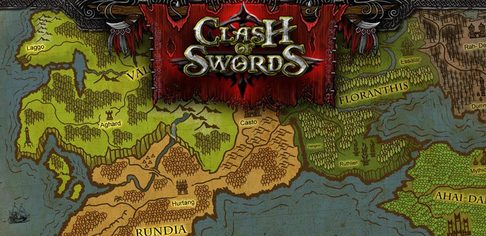 gameplanet Clash of Swords