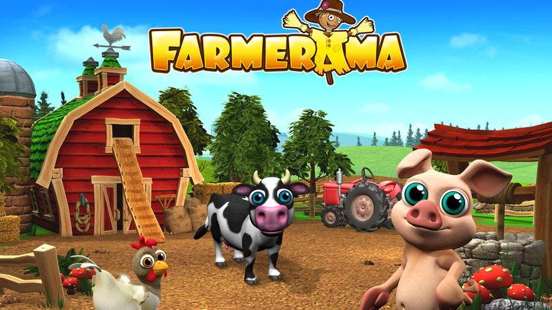 gameplanet Farmerama