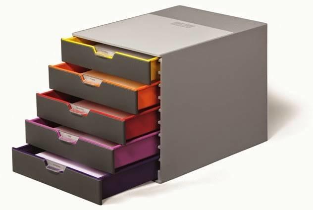 Выдвижные ящики для бумаг