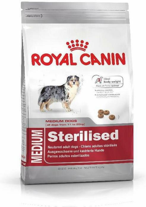 Корм royal canin medium junior 32
