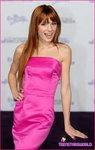 W różowej sukience