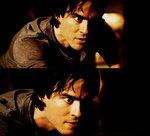 Wściekły Damon