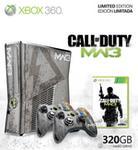 Xbox 360 + call od duty MW3