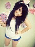 a) sweet