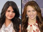 Selena Gomez / Miley Cyrus