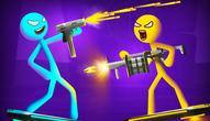 Gra: Stick Duel Battle