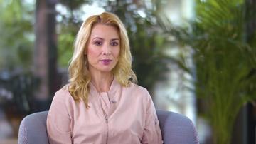 Joanna Brodzik: traktowano mnie jak dziwadło, odmówiono prawa do chrztu
