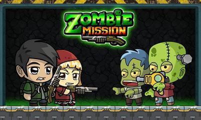 Jeu: Zombie Mission